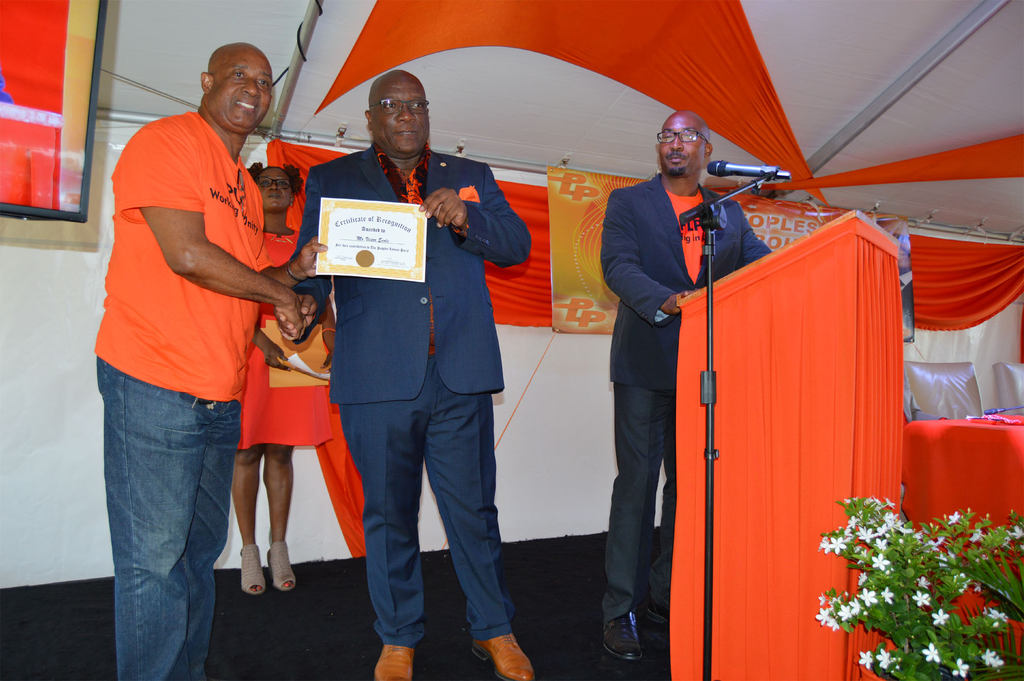 PLP Recognition and Awards 1