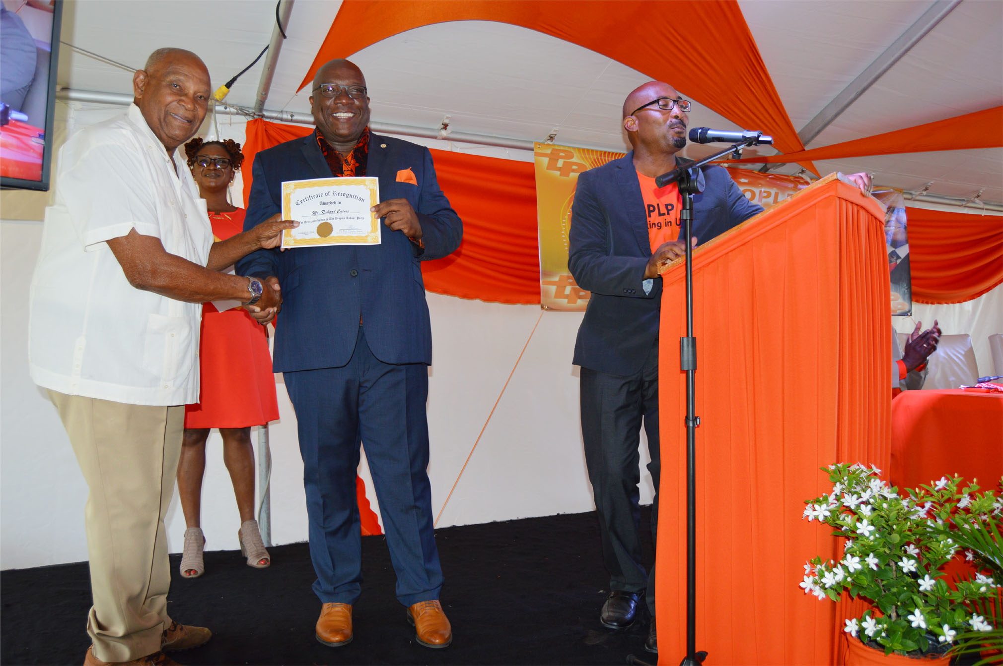 PLP Recognition and Awards 2