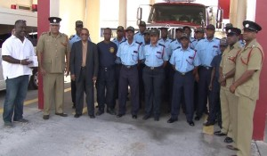 SKNFRS receives Thermal Cameras