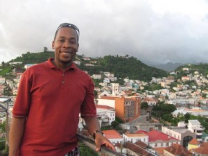 A Casual and Relaxed Timothy Antoine in St.Georges, Grenada