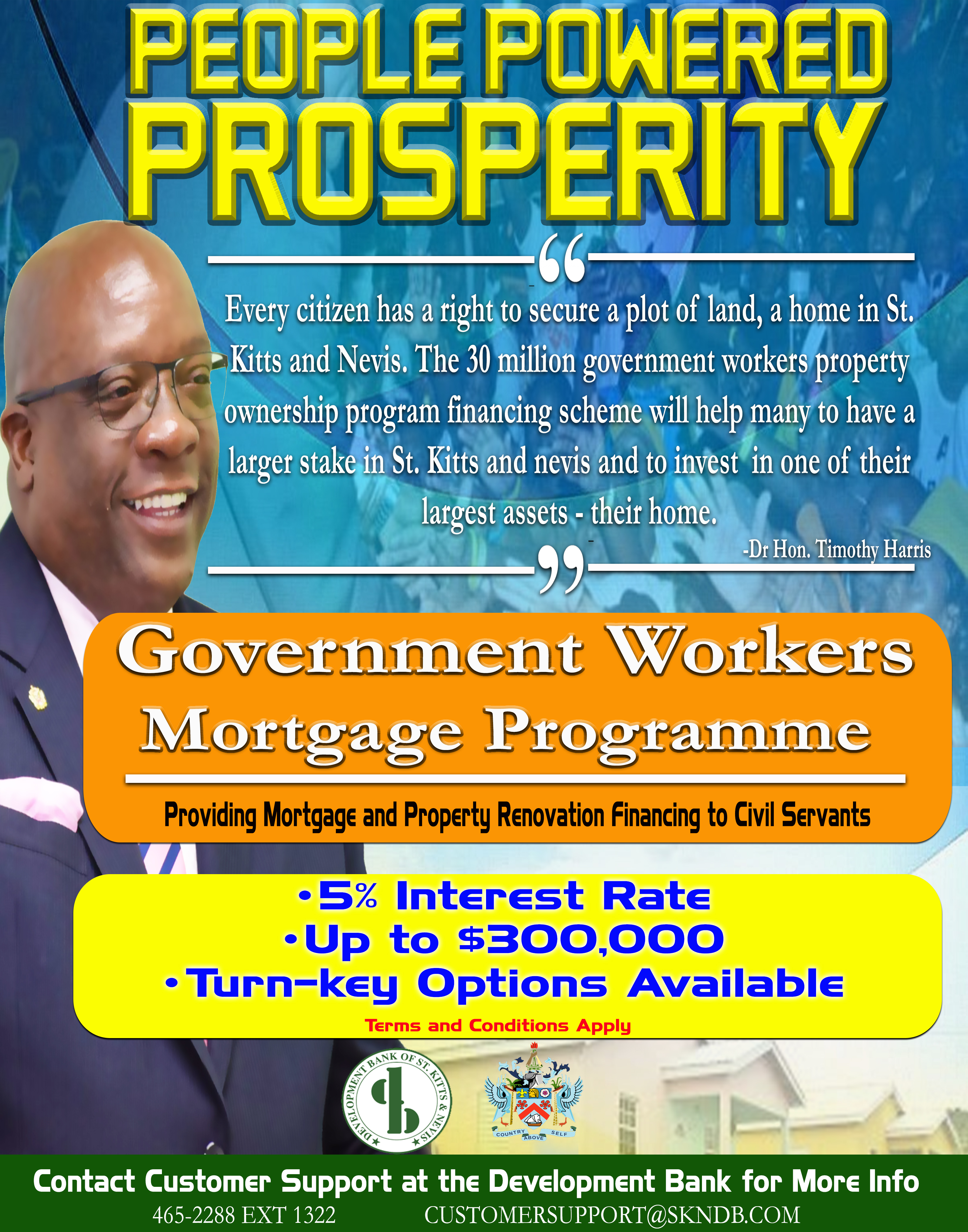 People-Powered Prosperity-CIVIL Servants Mortgage