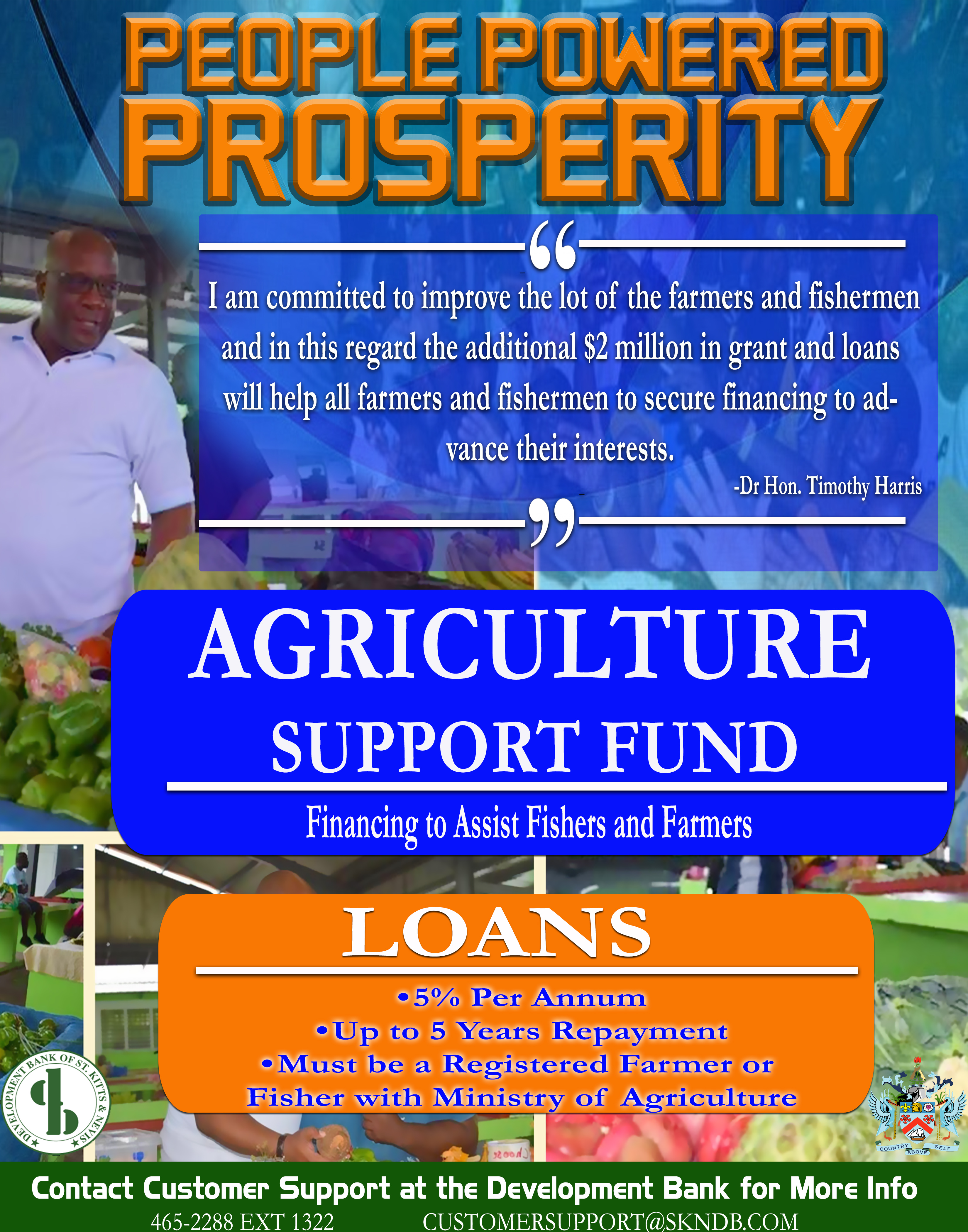 People-Powered Prosperity-Fishers and Farmers